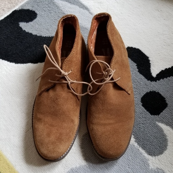 Red Tape Chukka Suede Boots   Poshmark